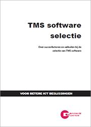 TMS pakket selectie